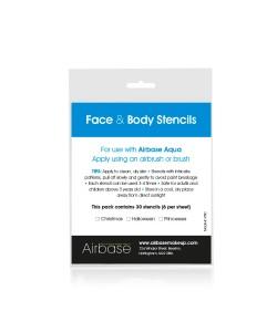 Airbase Aqua Face & Body Stencils